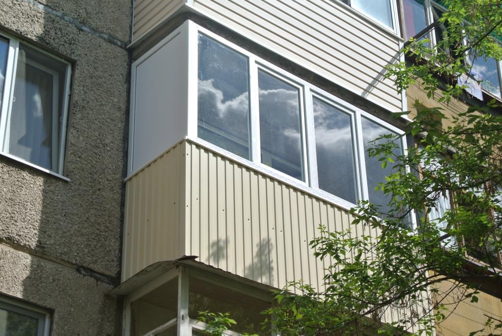 Балкон,остеклить балкон гай, орск, отделка балкона орск, оре.